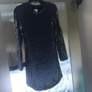 Glam dress with bling!